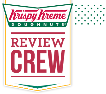 Krispy Kreme Review Crew